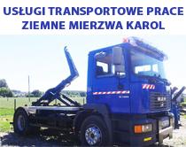 Usługi Transportowe Prace Ziemne Mierzwa Karol