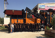 Lagersted FABO Stone Crusher Machines & Concrete Batching Plants Manufacturing Company