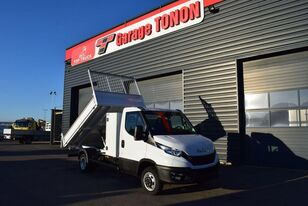 Ny IVECO Daily 35-160 BENNE ACIER JPM + COFFRE