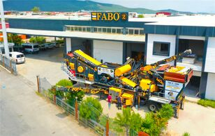 Ny FABO MCC SERIES 200-250 TPH MOBILE CONE CRUSHER PLANT FOR HARDSTONE