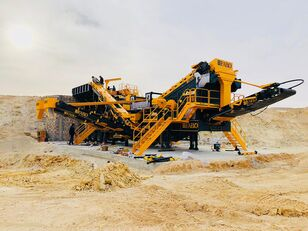 Ny FABO PRO-150 MOBILE CRUSHING & SCREENING PLANT | BEST QUALITY