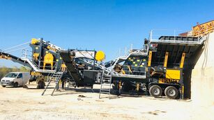 Ny FABO MCK-60 MOBILE CRUSHING & SCREENING PLANT FOR HARDSTONE