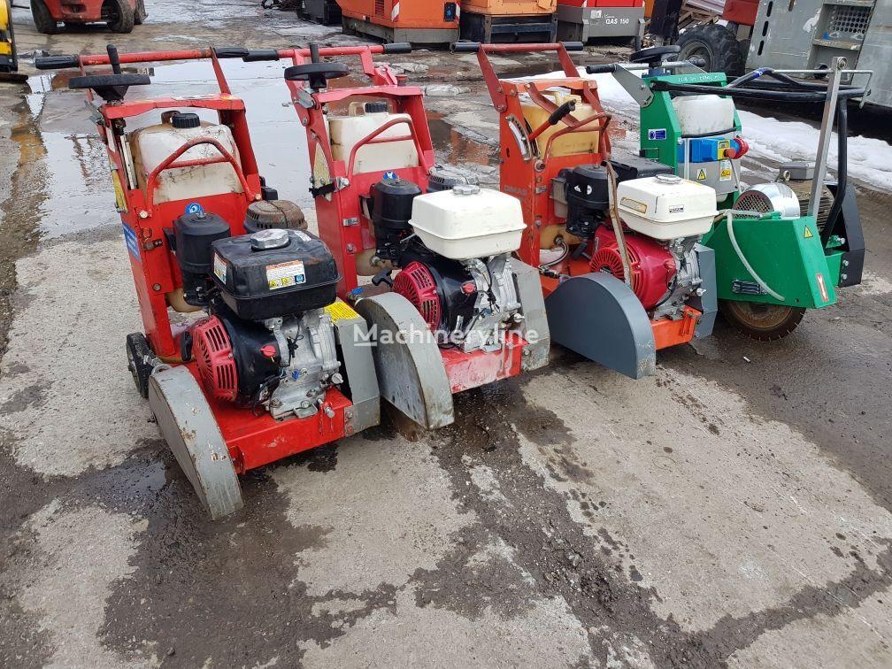 HUSQVARNA FS400 LV, Dimas FS400c  asfaltkutter