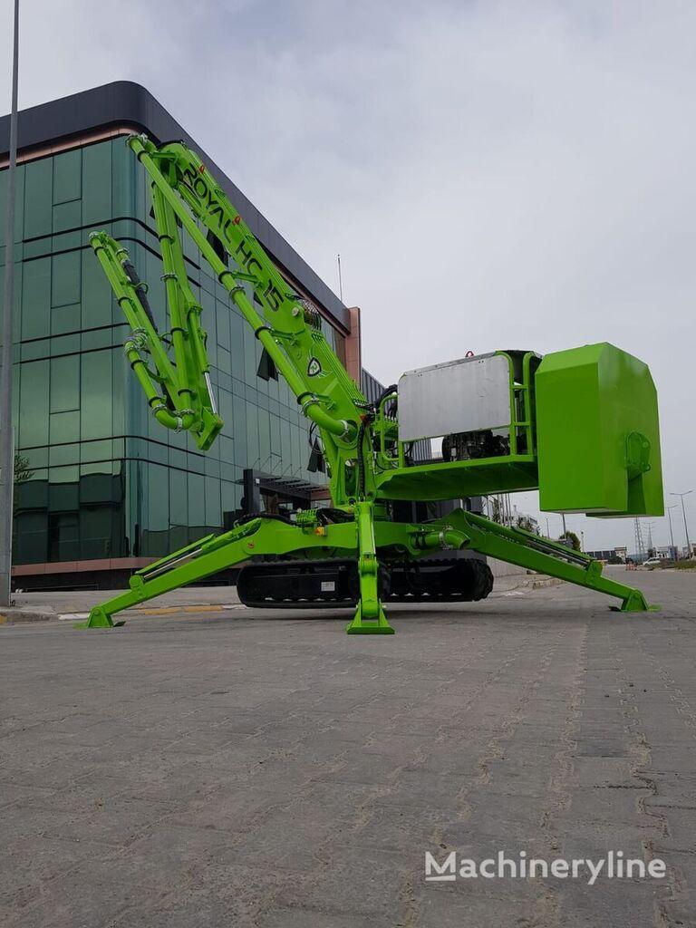 ny ROYALMAC HC15 Z3 CRAWLER PLACING BOOM betong distribusjon pumpe