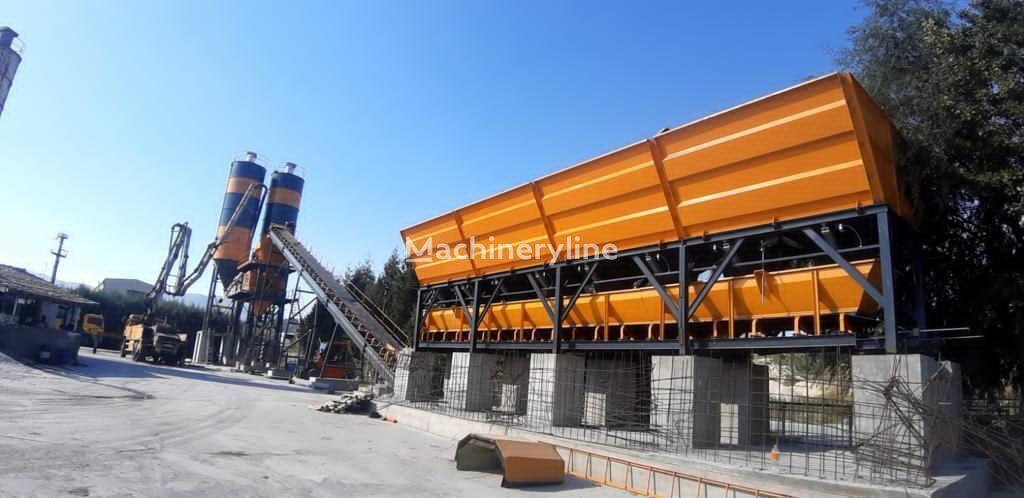 ny ASUR MAKİNA ASURMAK STN 60 betongfabrikk
