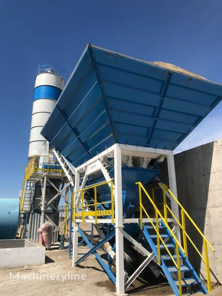 ny PROMAX Centrale à Béton Compacte C60-SNG PLUS (60m³/h) betongfabrikk