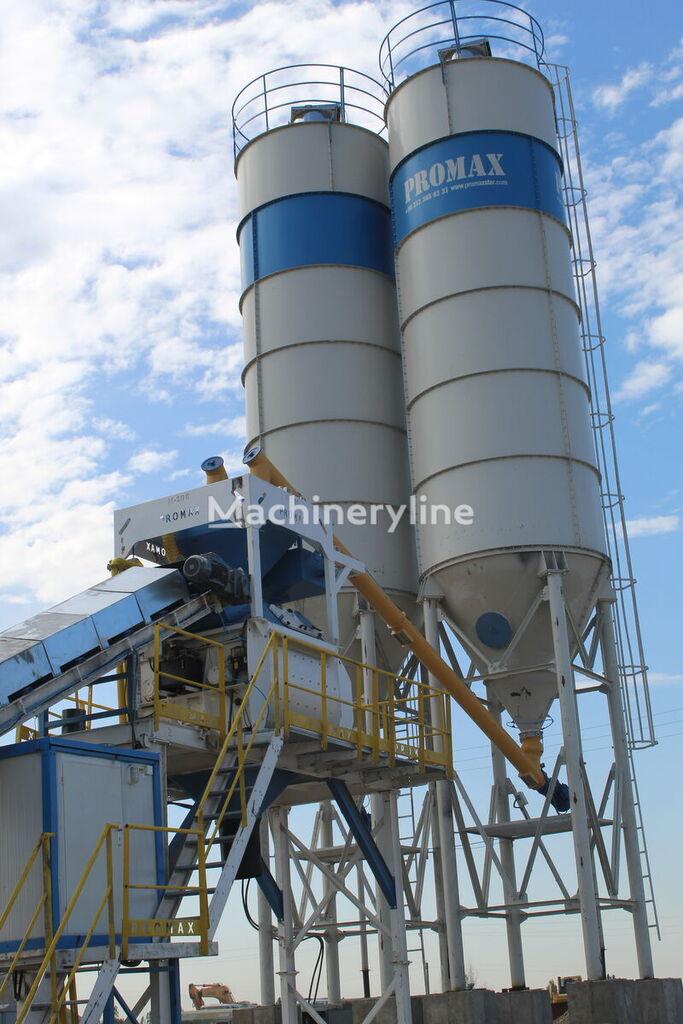 ny PROMAX Compact Concrete Batching Plant PROMAX C100-TWN PLUS (100m³/h) betongfabrikk