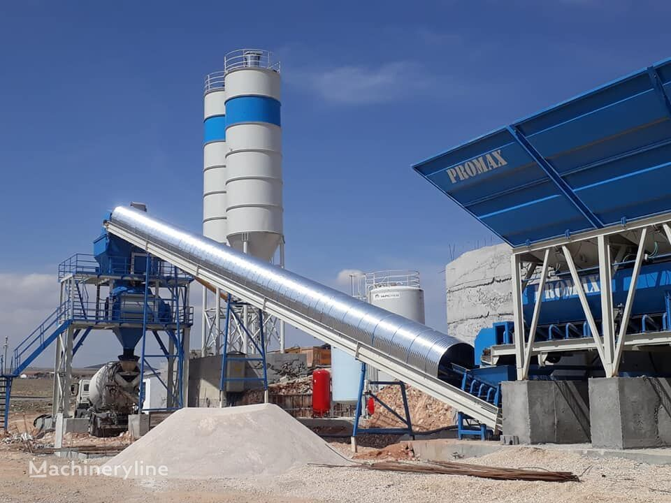 ny PROMAX STATIONARY Concrete Batching Plant PROMAX S100 TWN(100m³/h) betongfabrikk