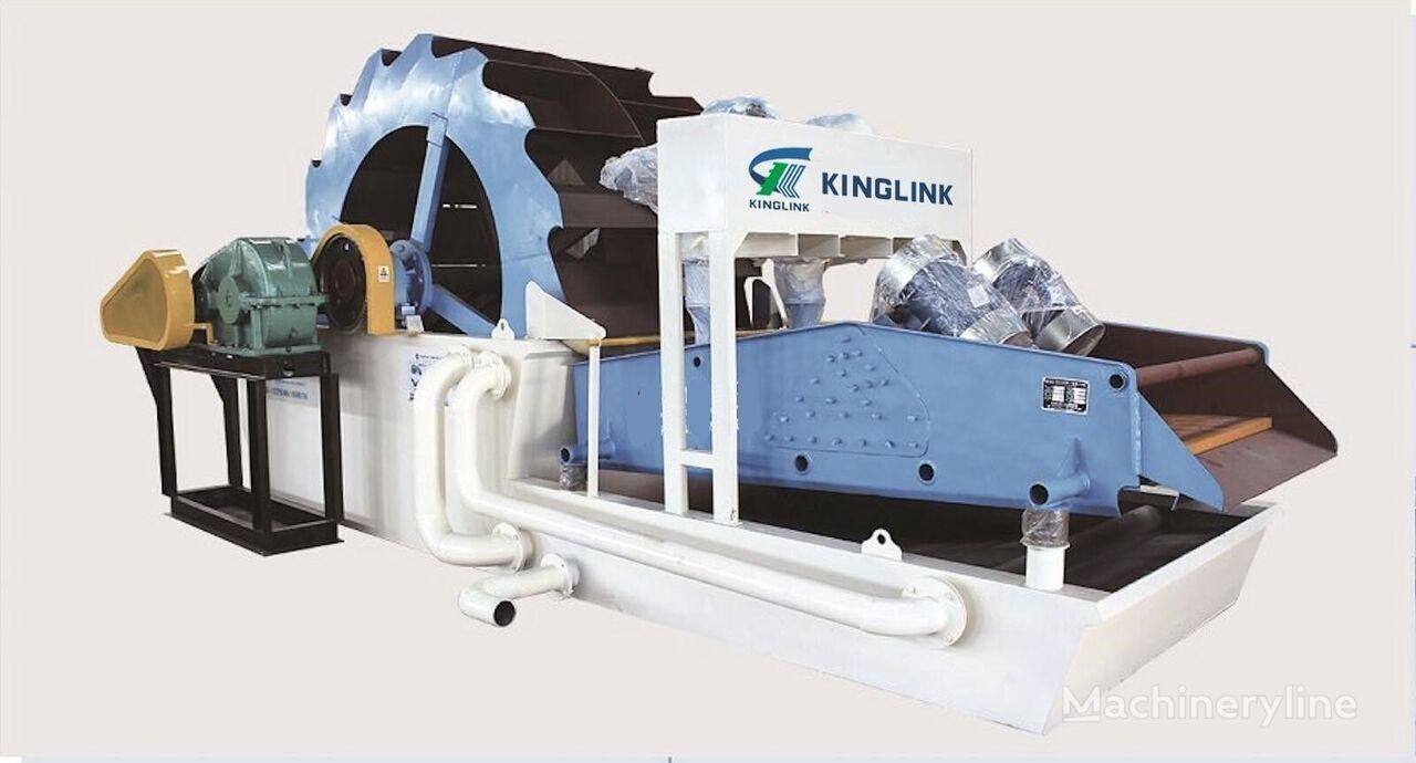 ny KINGLINK XSD2610 Fine Sand Recovery System knuseverket