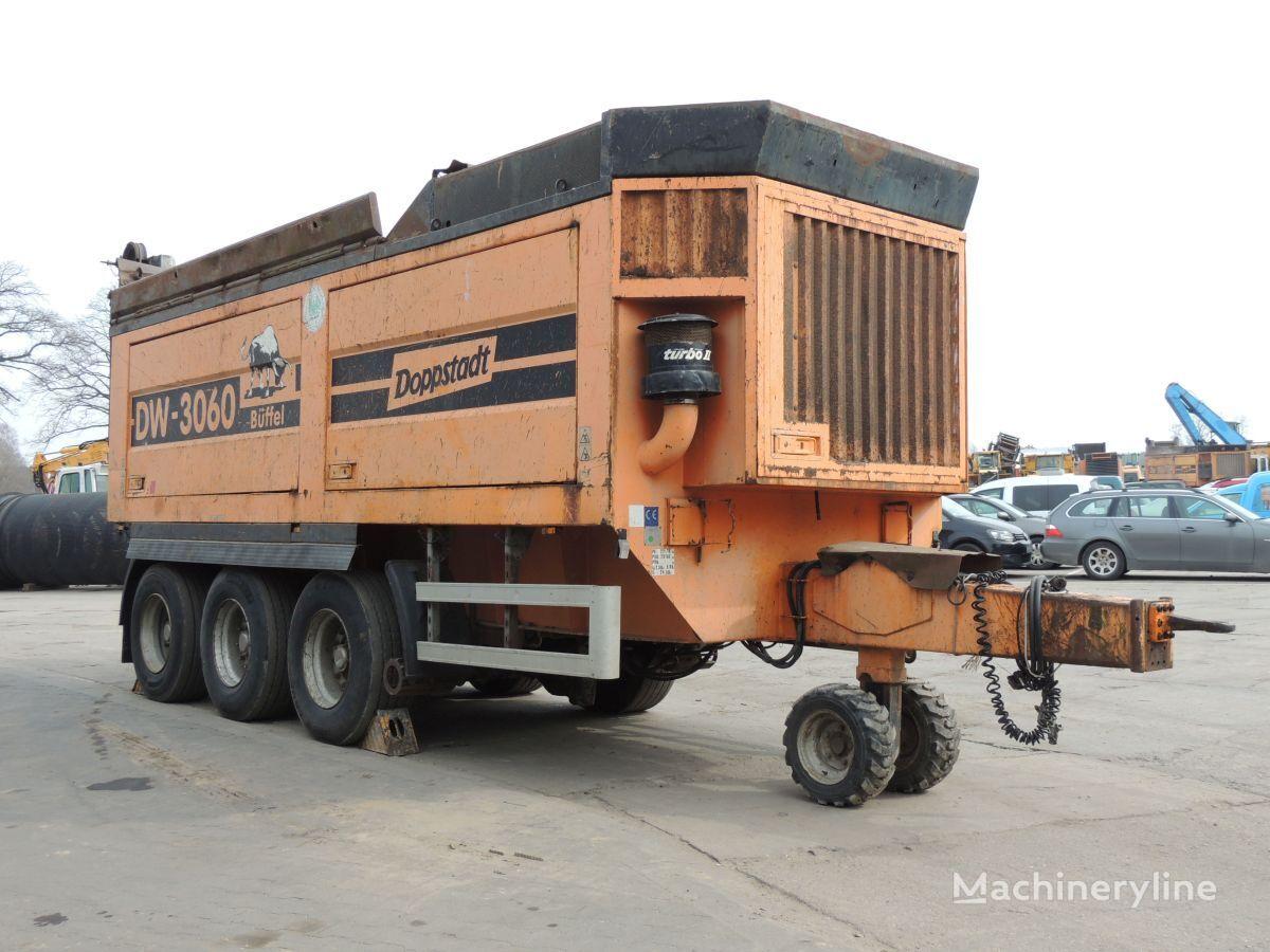 DOPPSTADT DW3060, Rozdrabniacz, 2006rok, 430KM mobile knuseverket