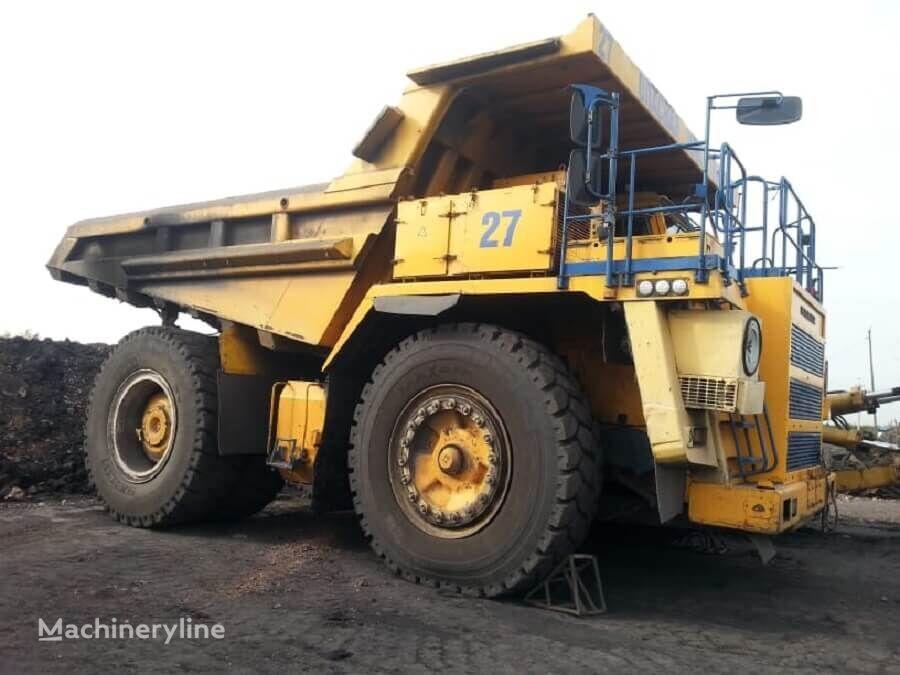 BELAZ 75581 ubøyelig transportvogn
