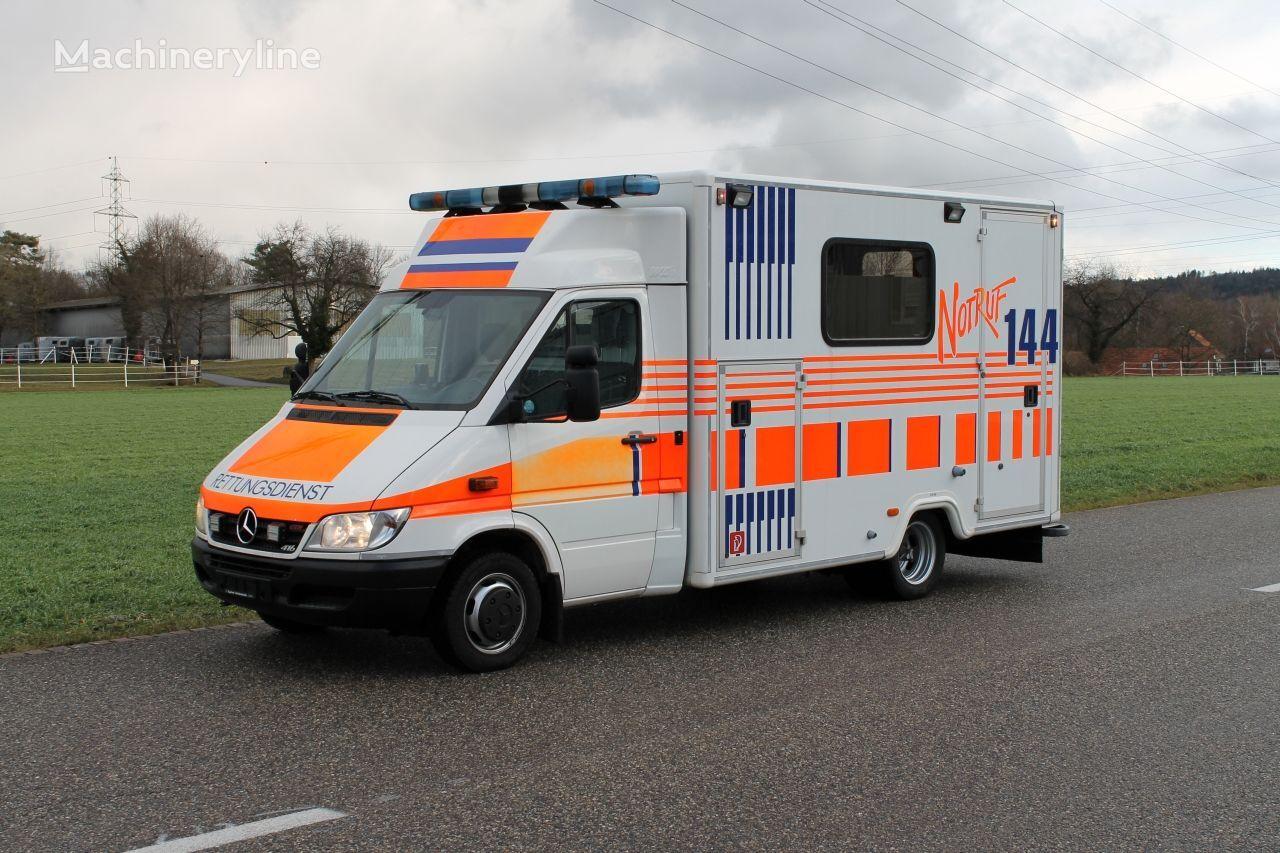 MERCEDES-BENZ Sprinter 416 CDI  ambulanse
