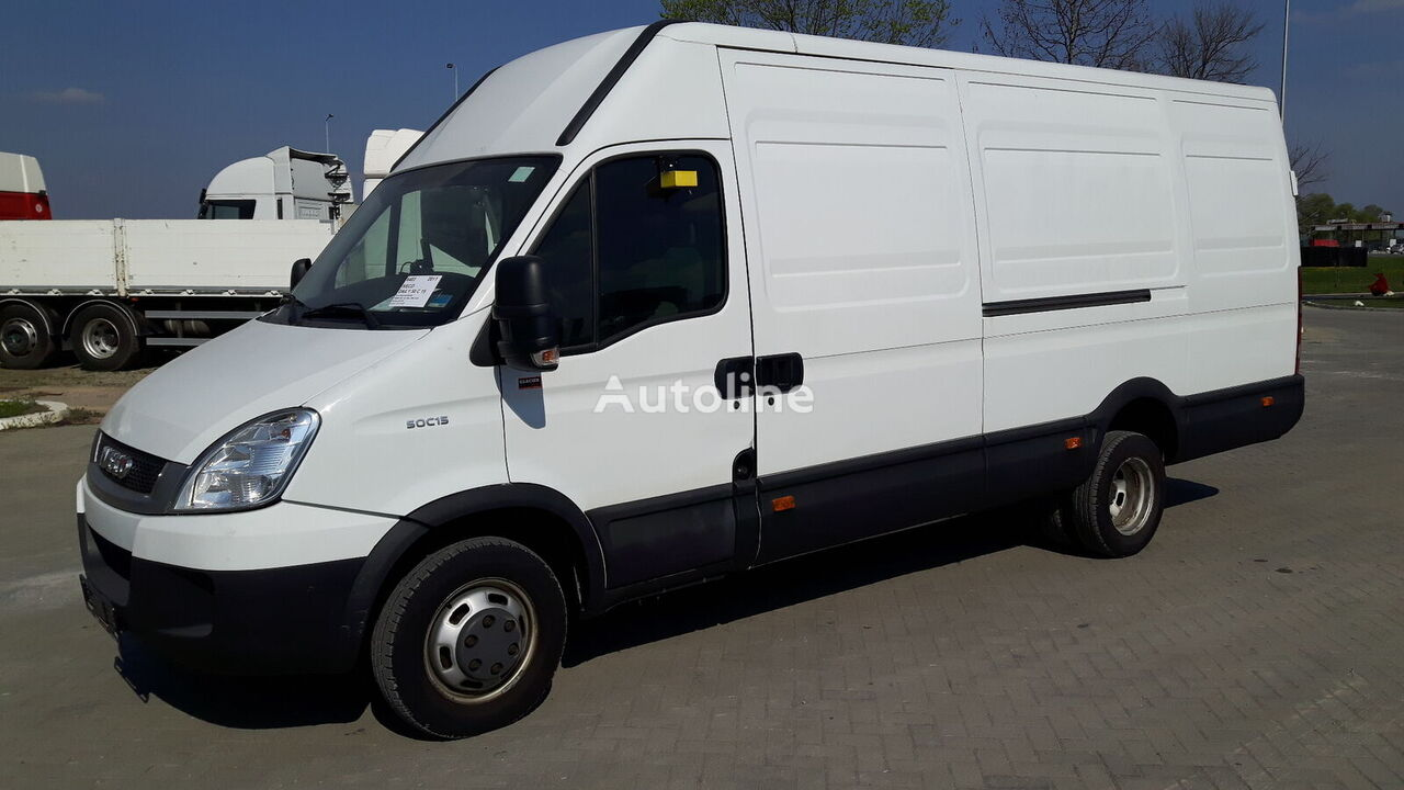IVECO 50c15 cooler minibuss kjøl