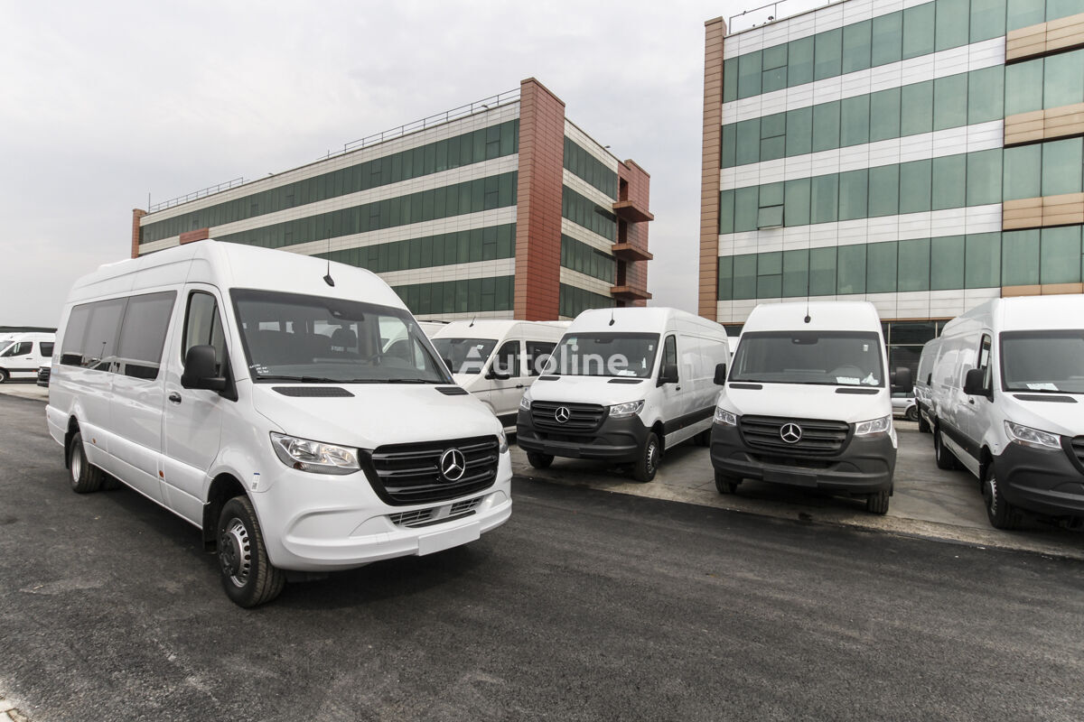 ny MERCEDES-BENZ IDILIS 516 19+1+1 *COC* 5500kg * Ready for delivery passasjer minibuss