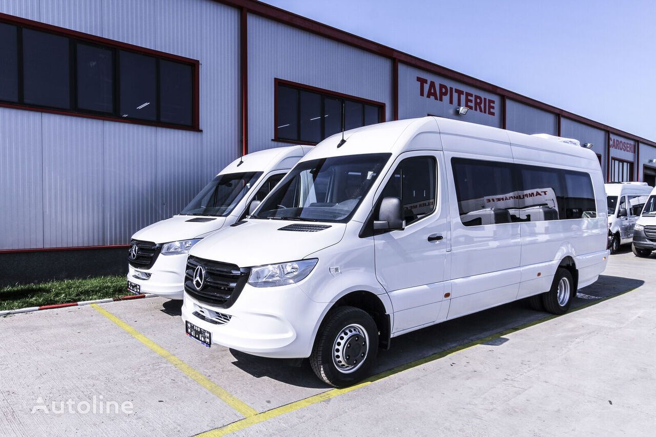 ny MERCEDES-BENZ Idilis 519 19+1+1 * 5500kg * *COC* Ready for delivery passasjer minibuss