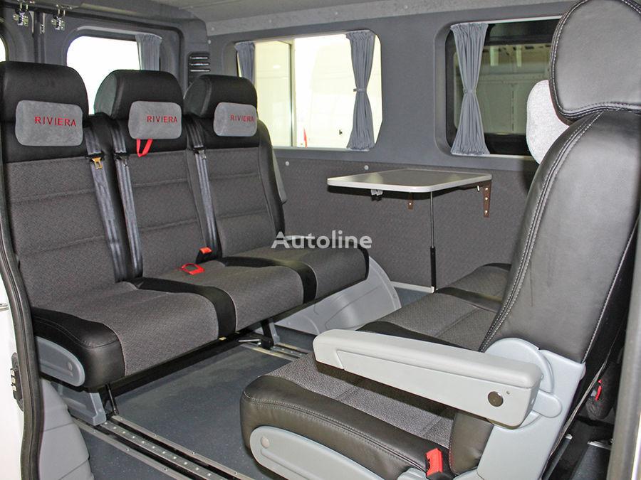 ny FIAT Ducato passasjer minibuss
