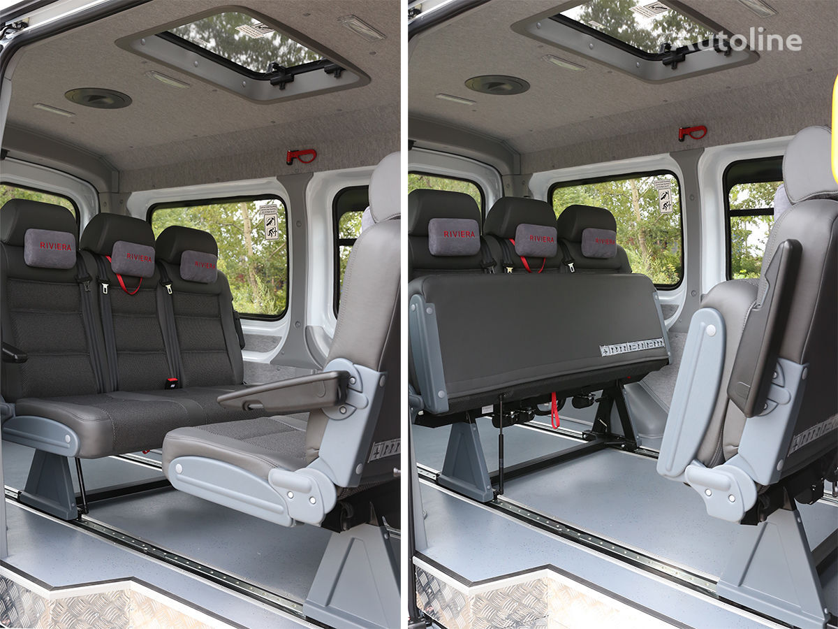 ny FORD Transit passasjer minibuss