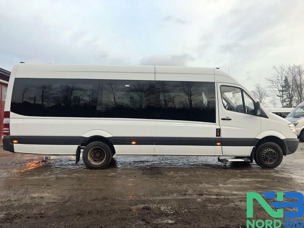 MERCEDES-BENZ 516cdi/22pax/ manual/ Euro 5/XXL passasjer minibuss