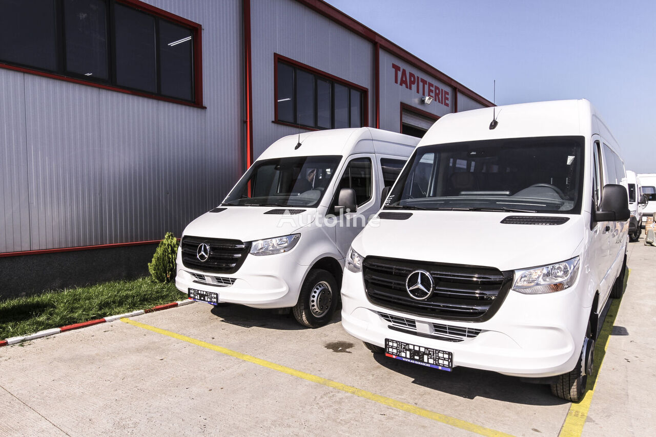 ny MERCEDES-BENZ Idilis 519 19+1+1 *COC* Ready for delivery passasjer minibuss