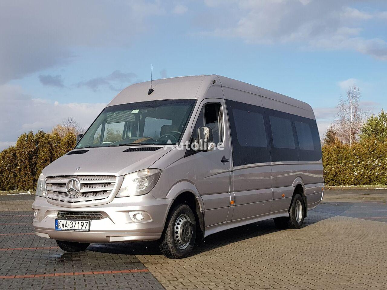 MERCEDES-BENZ Sprinter 516 passasjer minibuss