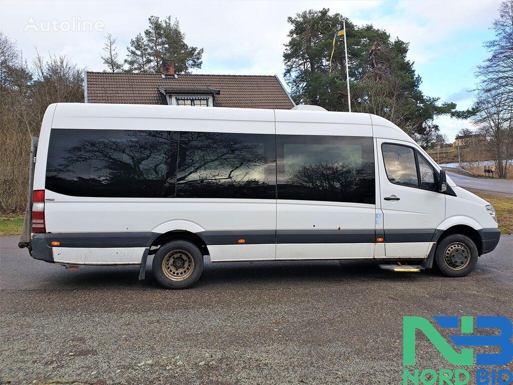 MERCEDES-BENZ Sprinter 516cdi passasjer minibuss