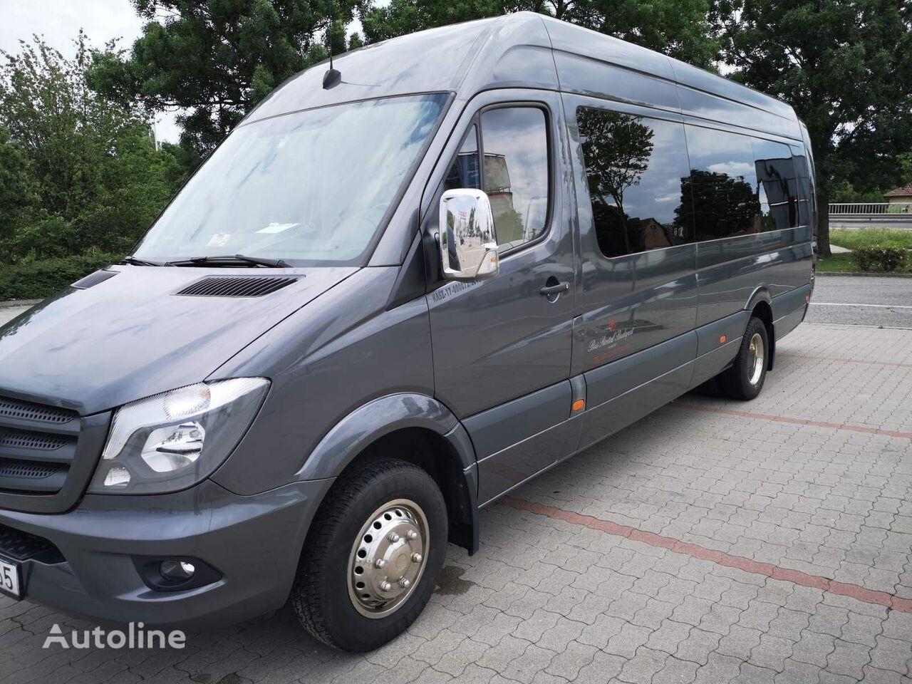 MERCEDES-BENZ Sprinter 519 passasjer minibuss