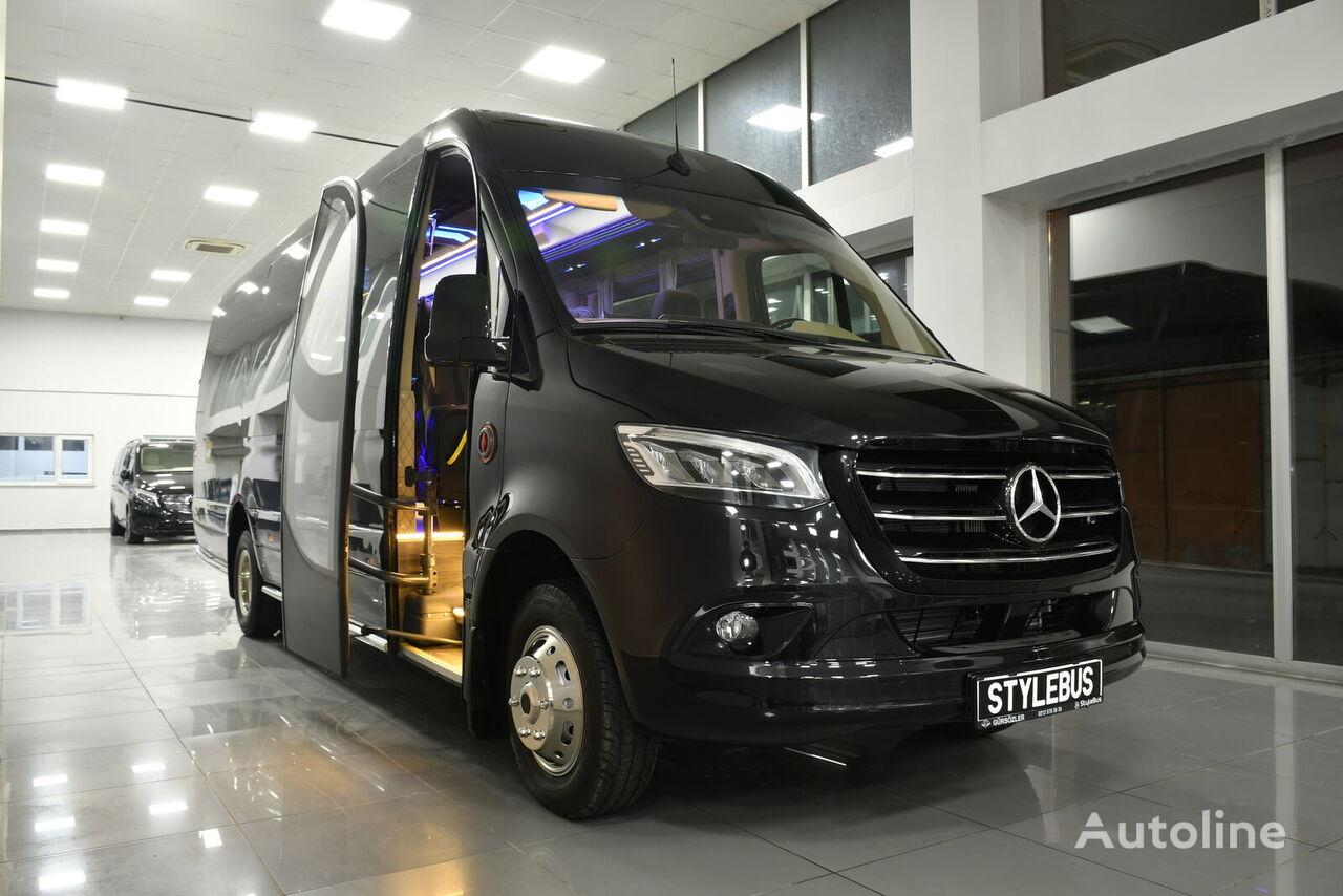ny MERCEDES-BENZ Sprinter 519 AUTOMATİC passasjer minibuss