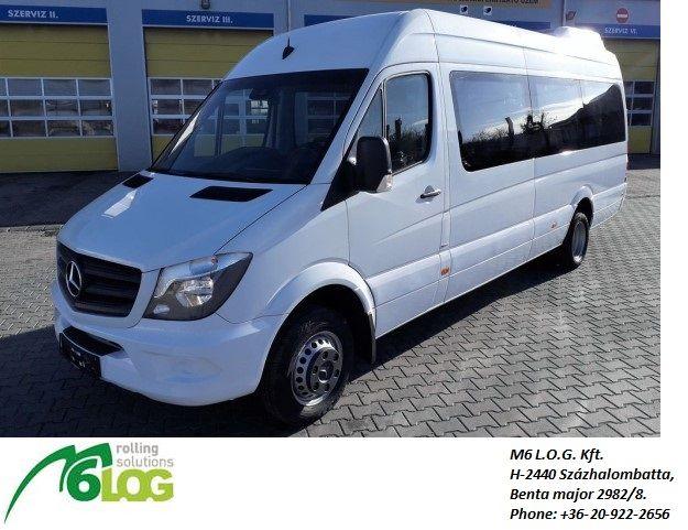 ny MERCEDES-BENZ Sprinter 519 CDI  !!NEW TOURIST BUS!! passasjer minibuss