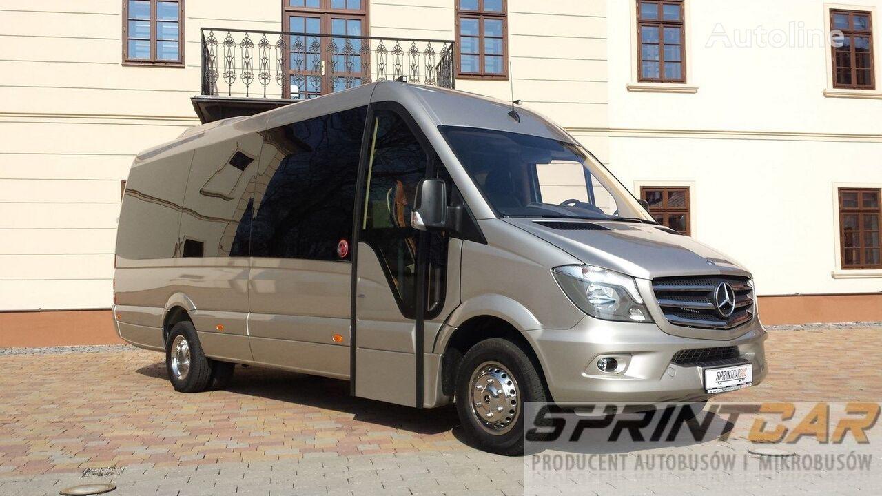 ny MERCEDES-BENZ Sprinter 519 Euro6 passasjer minibuss