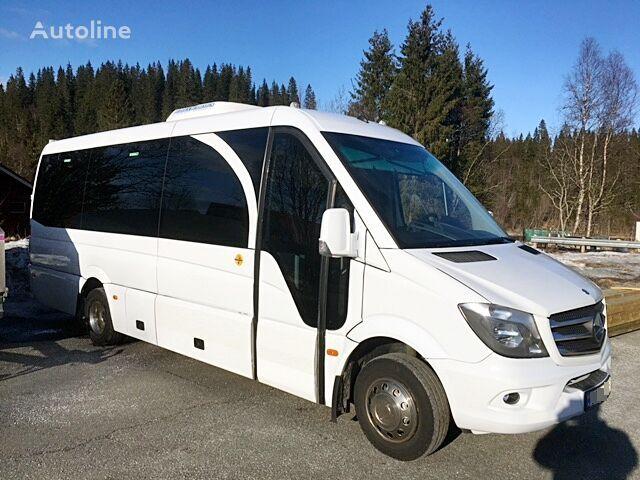 MERCEDES-BENZ Sprinter 519cdi passasjer minibuss