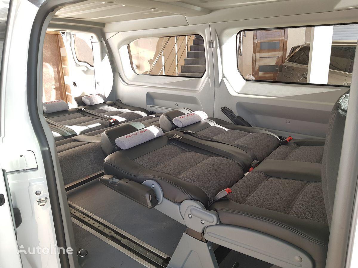 ny PEUGEOT Expert passasjer minibuss