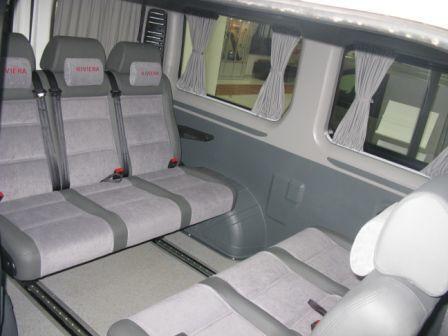 ny PEUGEOT Voher passasjer minibuss
