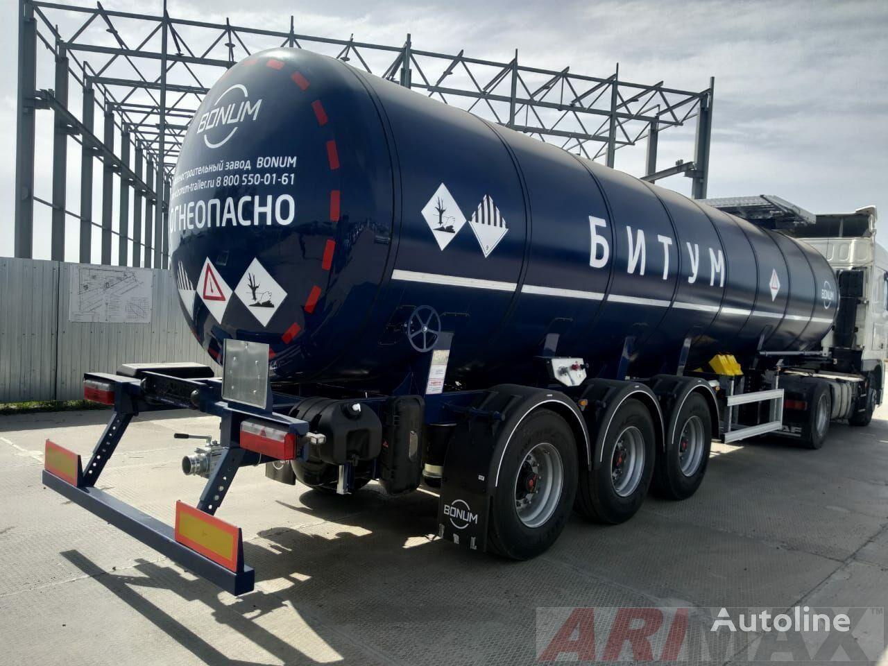 ny BONUM 914220-28 bitumen tank