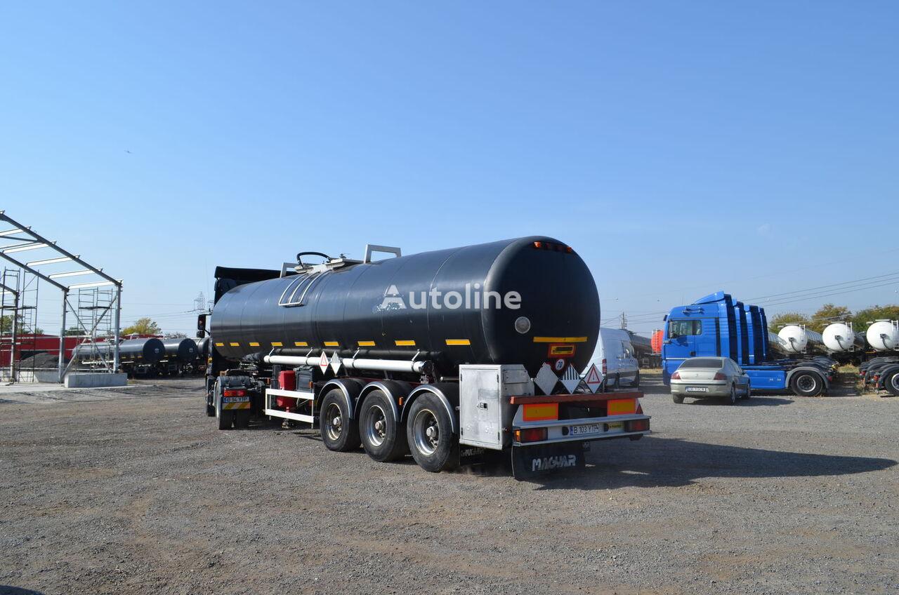 MAGYAR SR40BT - INOX bitumen tank