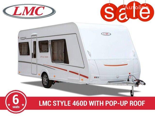 ny LMC Munsterlan STYLE 460D campingvogn