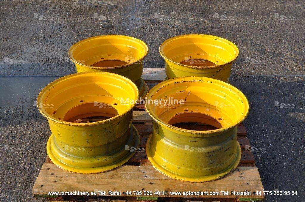11x18 gaffeltruck hjul plate