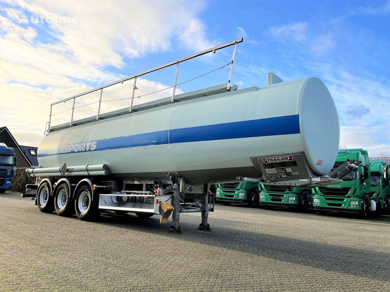 TRAILOR  ADR drivstoff transport tank