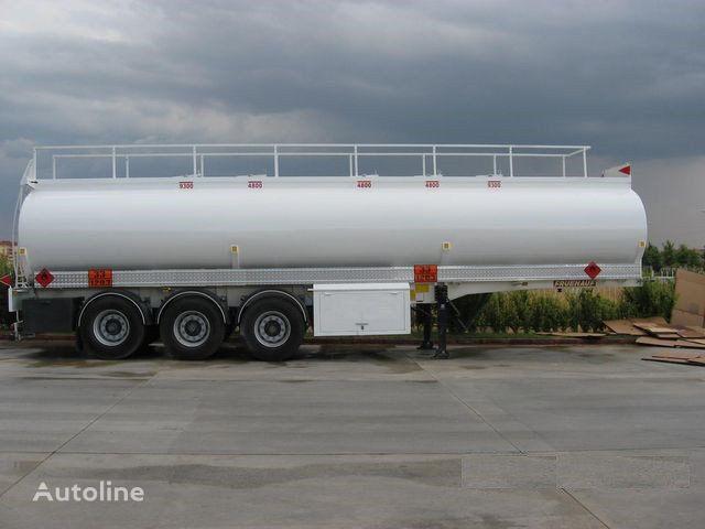 ny NURSAN drivstoff transport tank