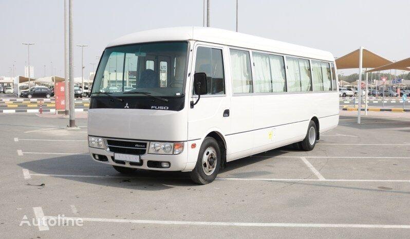 TOYOTA Coaster -/- Mitsubishi Rosa forstadsbuss