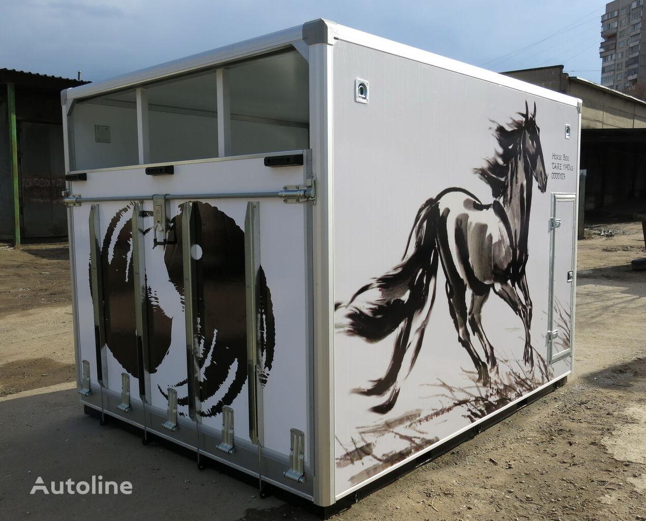 ny ISTOK hestetransport