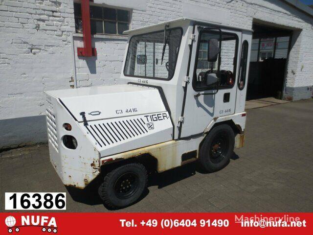 Andere Tiger TC-50 Tiger TC 50, Zugmaschine Autom bagasjetraktor