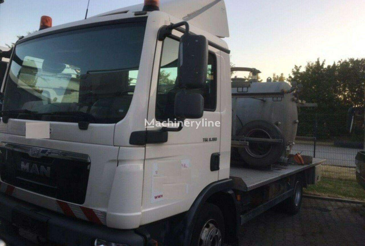 MAN TGL 8.180, sewage disposal trucks kloakkbil
