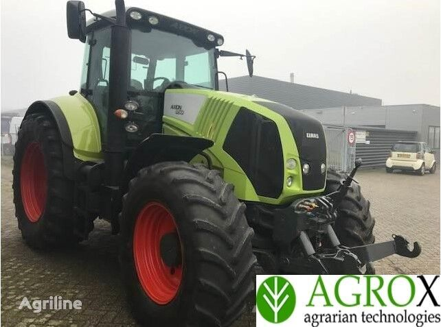 CLAAS Axion 850 hjul traktor