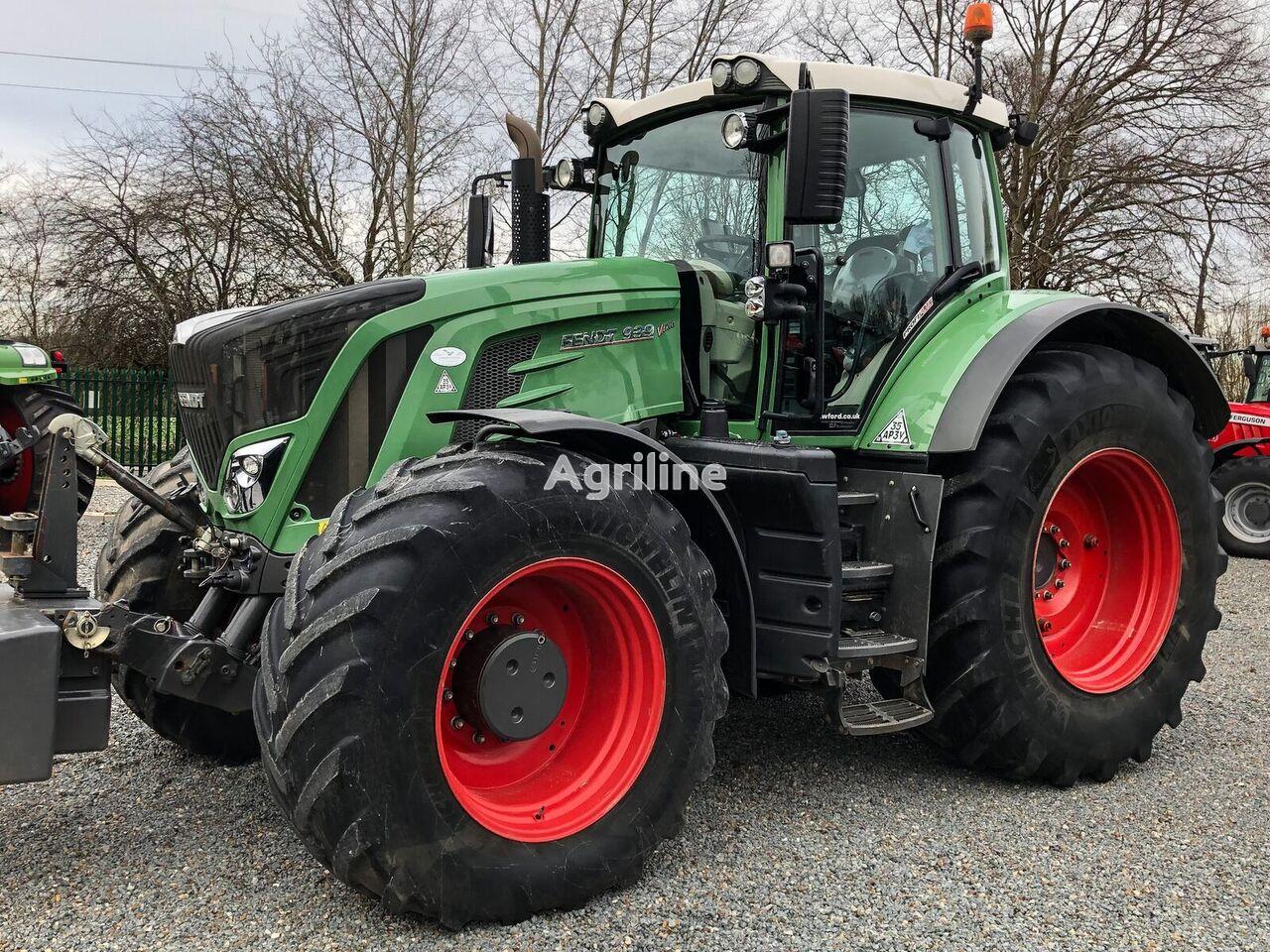 FENDT Vario 939 hjul traktor
