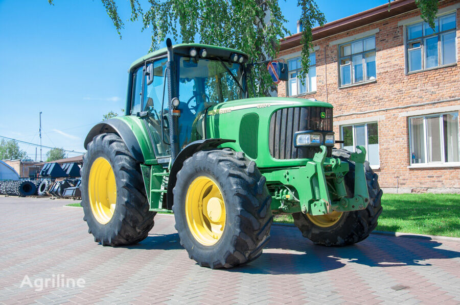 JOHN DEERE 6920 S hjul traktor