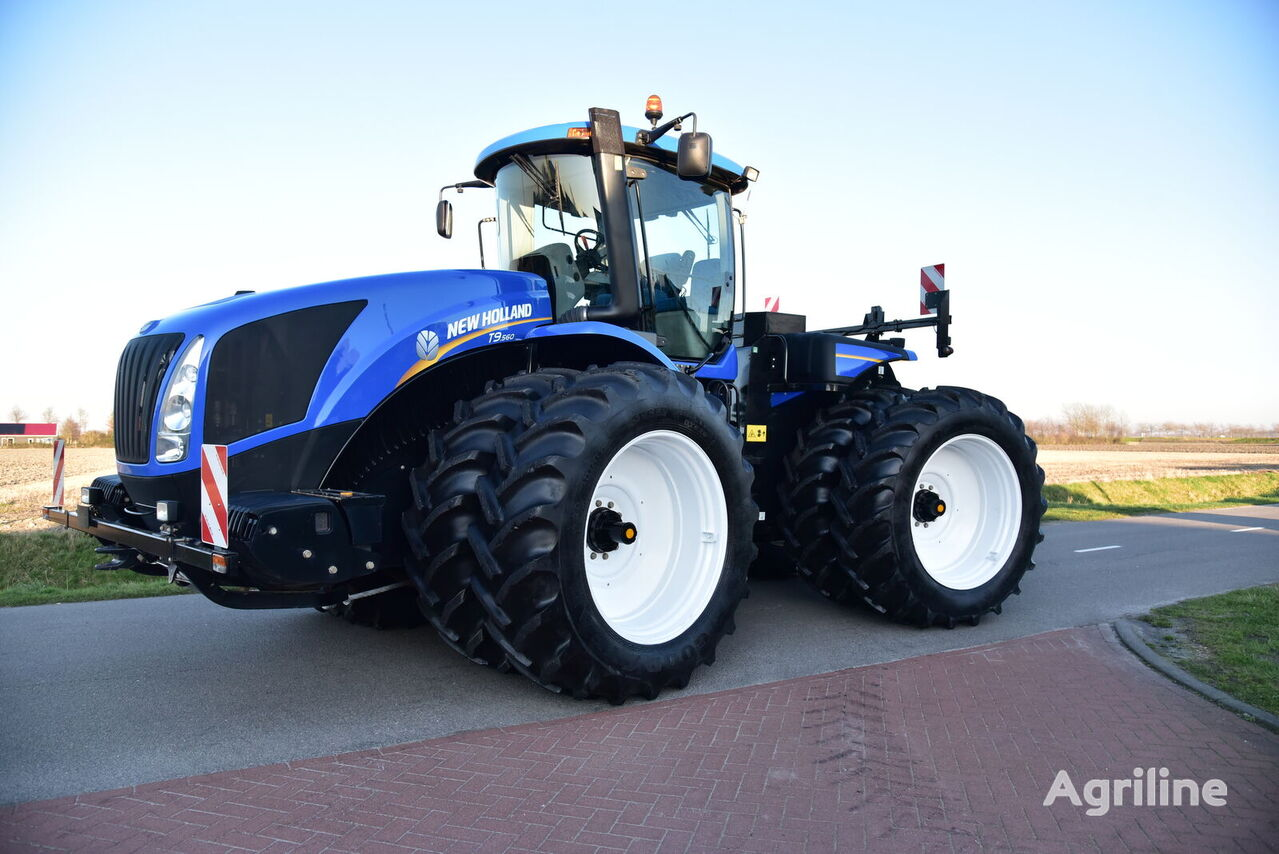 NEW HOLLAND T9.560 hjul traktor