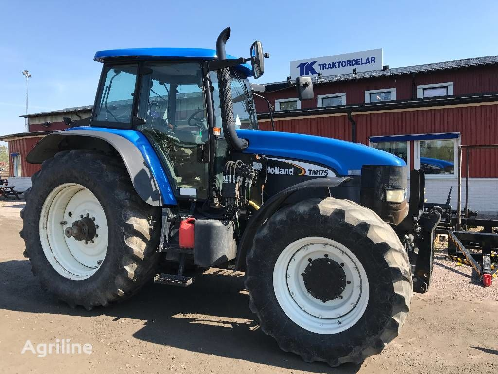 NEW HOLLAND TM 175 Dismantled for spare parts hjul traktor for deler