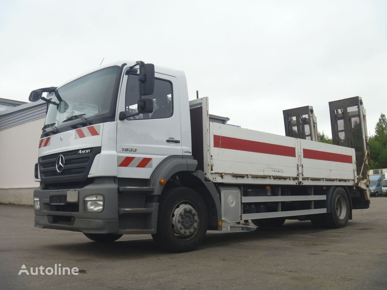 MERCEDES-BENZ Axor 1833L biltransport