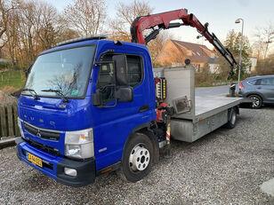 Mitsubishi Fuso Canter biltransport