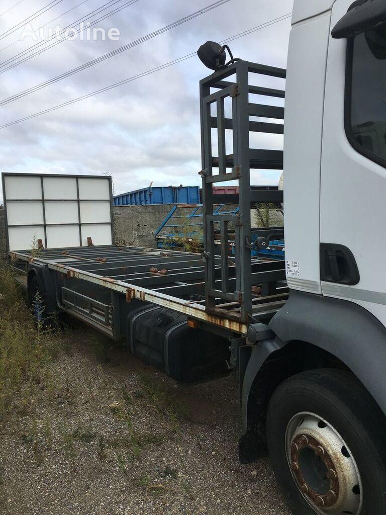 RENAULT Midlum 210 container lastebil